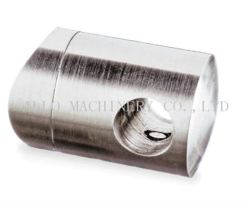 Stainless steel handrail parts cable railing aluminum stair handrail crossbar holder