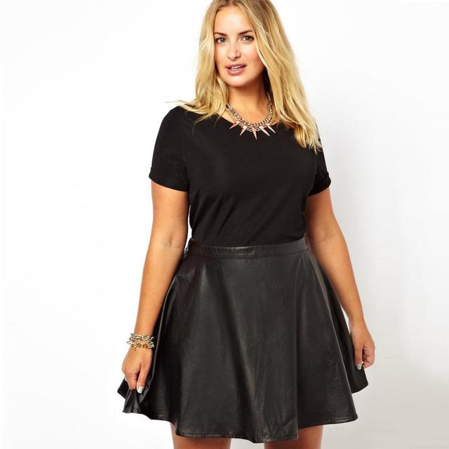 fe085c59f86 6xL мини-женщин платья Большой размер качели платье Vestidos 4XL 5XL пу  лоскутное леди халат