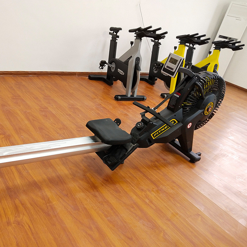 2019 New Commercial magnetic AIR Rowing machine