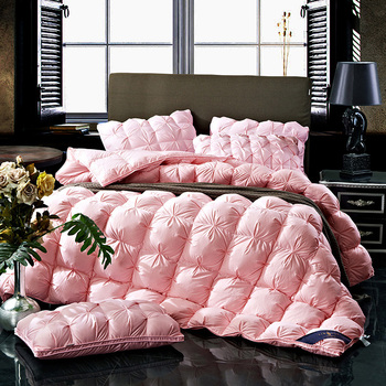 Best Price Designer Girls Pinch Pleat Luxury Comforters