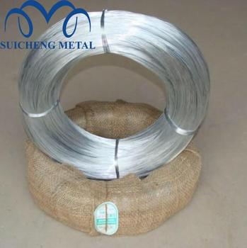 Manufacturer Construction Used Galvanized Binding Iron Wire Black Wire (Factory)
