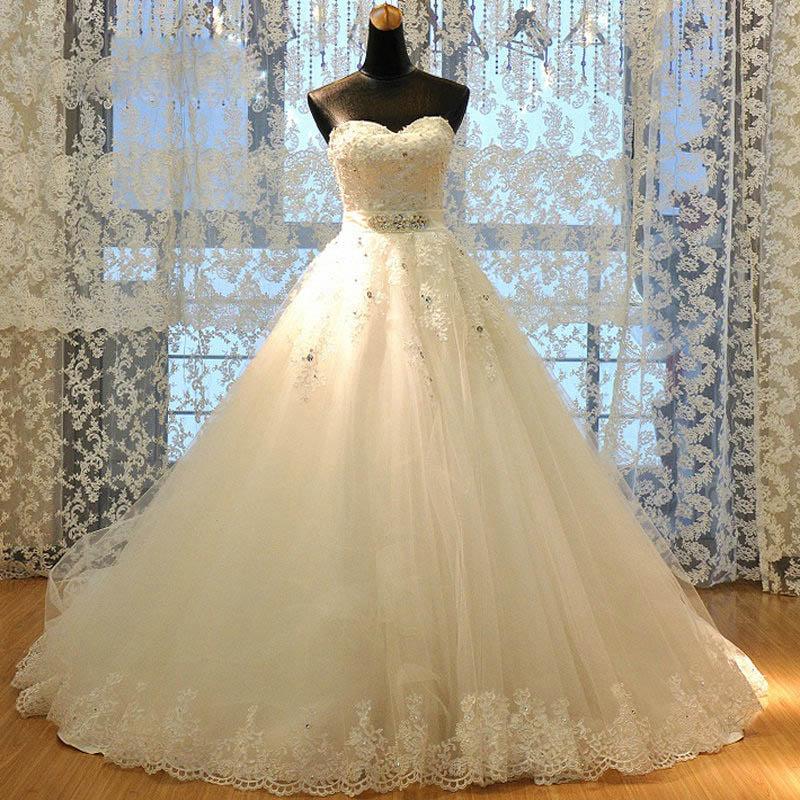 diamond top wedding dress - photo #22