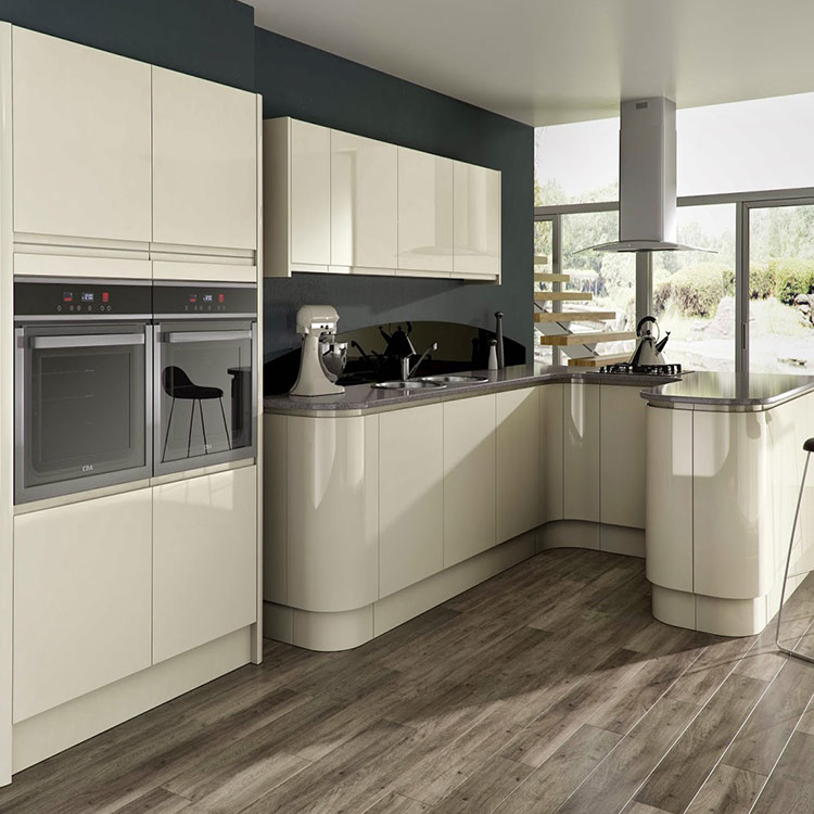 White Lacquer Fiberglass Custom Made Kitchen Design Cabinet Sale View Fiberglass Kitchen Cabinets Apex Product Details From Guangzhou Apex Building Material Co Limited On Alibaba Com