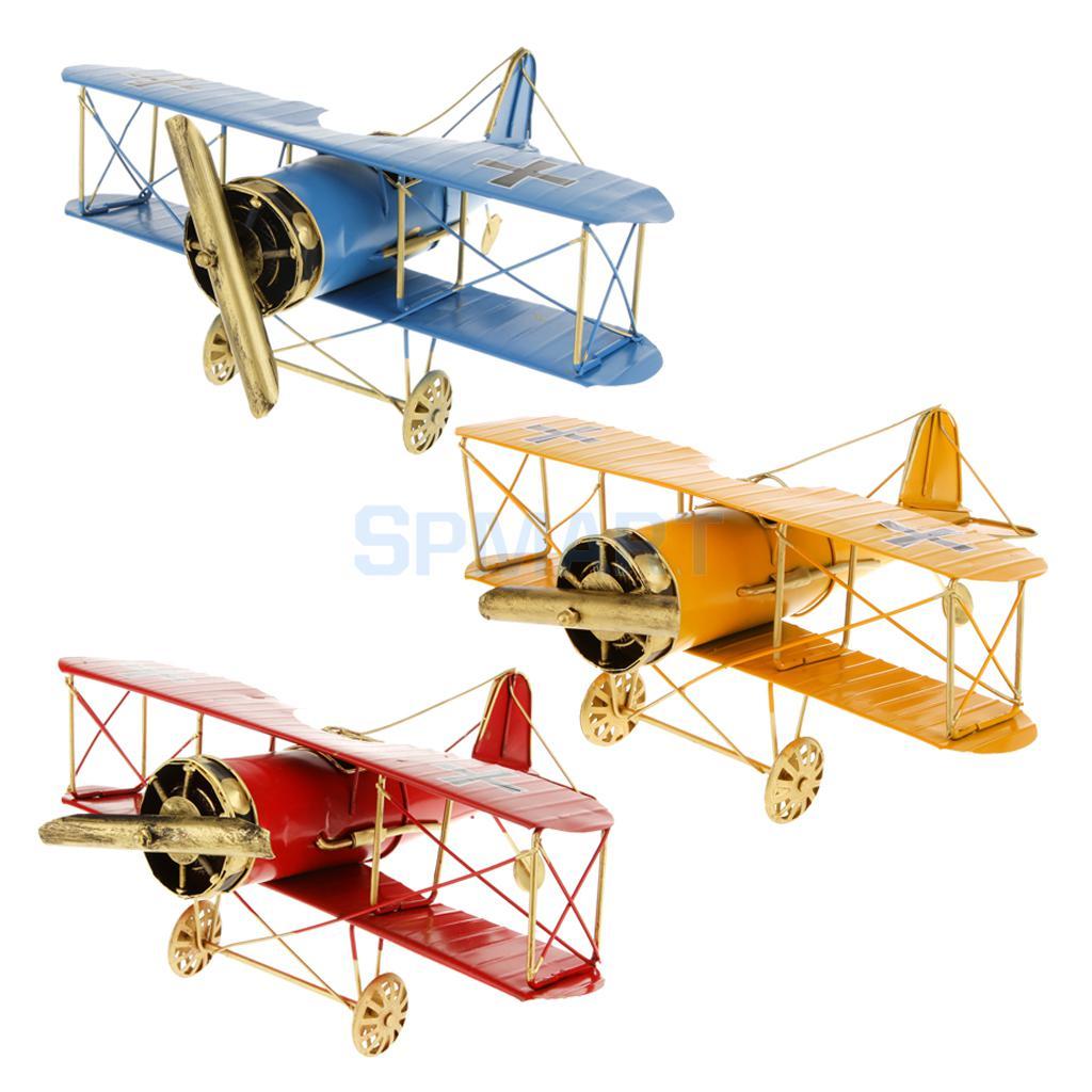 Vintage Toy Airplane 89