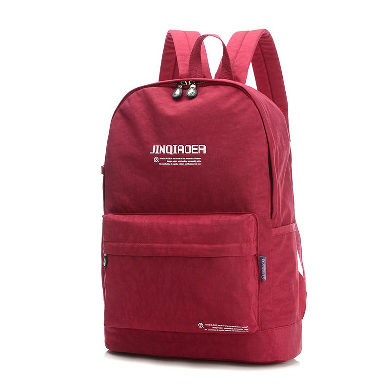 new women backpack fashion backpacks for teenage girls waterproof nylon school bags backpack sac. Black Bedroom Furniture Sets. Home Design Ideas
