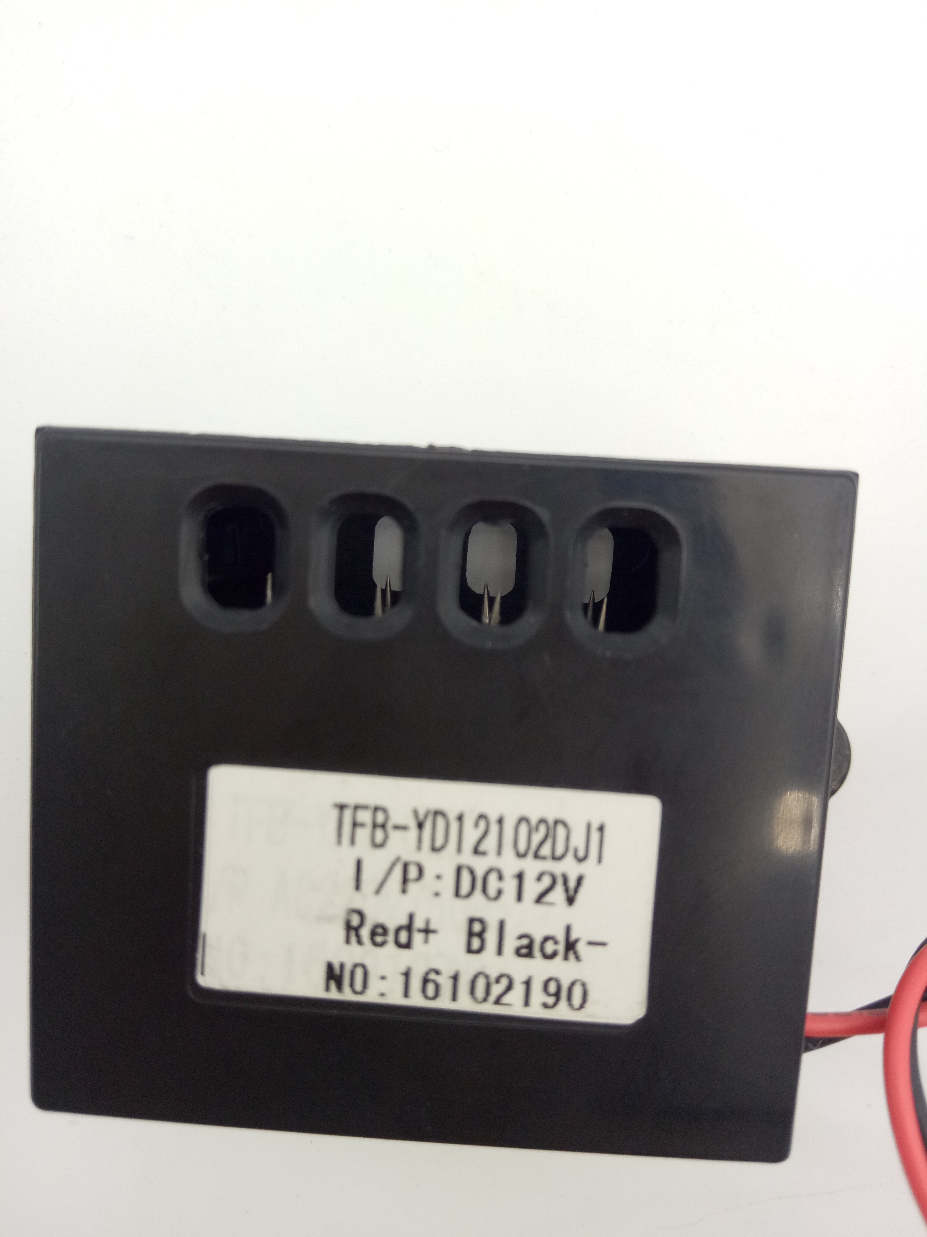 TFB-YD12102DJ1 plasma positive and negative ion generator refrigerator keep fresh