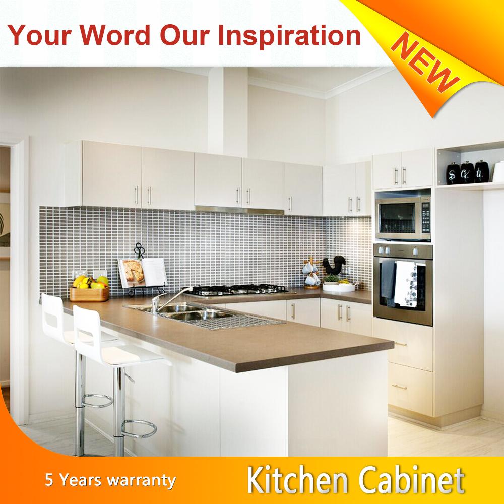Mdf Kitchen Cabinet Design,Foshan Wholesale Display