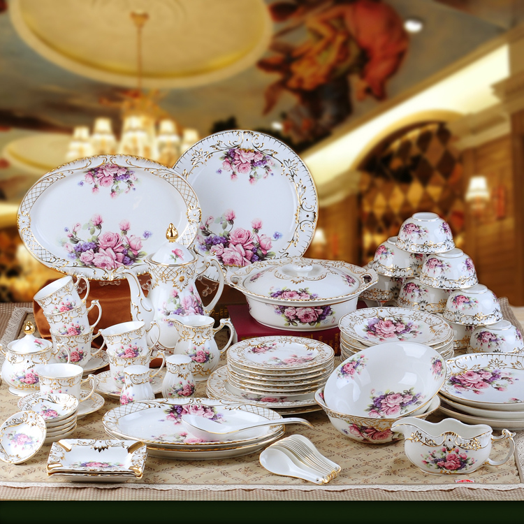 achetez en gros vaisselle de luxe en ligne des grossistes vaisselle de luxe chinois. Black Bedroom Furniture Sets. Home Design Ideas
