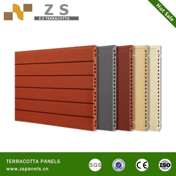 Curtain Wall Terracotta Panels Decorative Wall Panels M
