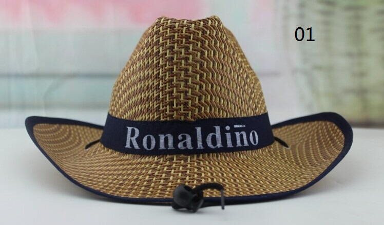 Wholesale Custom Straw Hat With Your Logo Promotional Sun Hat With ... 4bba1bd0859