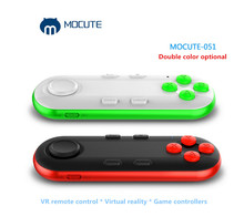 2016NEW Wireless bluetooth mini game controllers VR multi-functional game controllers Support android to ios immature cell phone