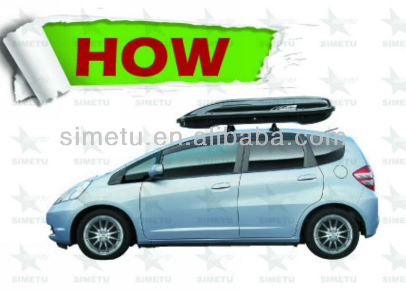 roof luggage box Roof Box Factory Selling Car Roof Box