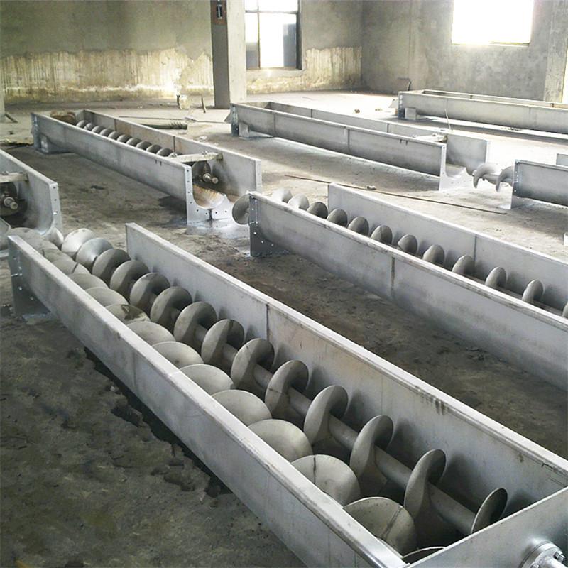 Производство винтовых конвейер роботы конвейеры