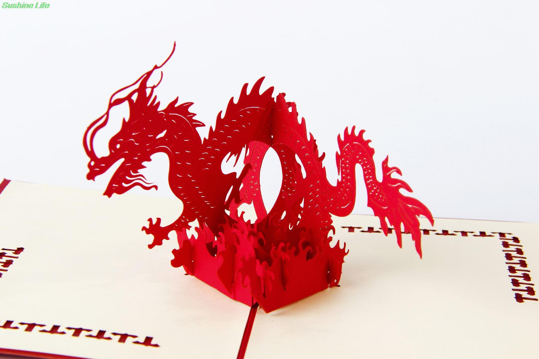 3d Scanner Image: 3d Origami Dragon   1200x1800