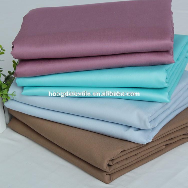 100% длинный степлер, хлопок 300TC, сатин, однослойная ткань для постельного белья star hotel