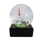 Snow Snowball Custom Design Souvenirs Snowball Cities Snow Globe