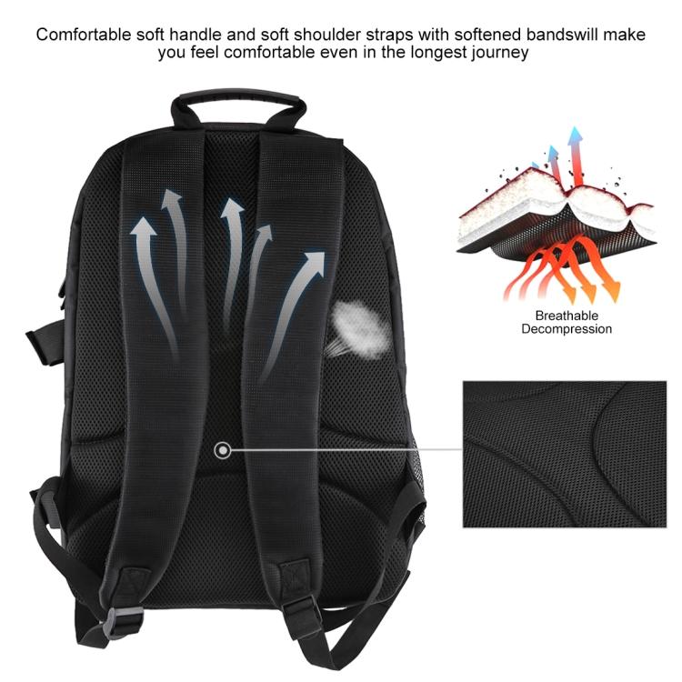 Новые товары PULUZ, уличная портативная водонепроницаемая сумка для путешествий с защитой от царапин и двумя плечевыми камерами