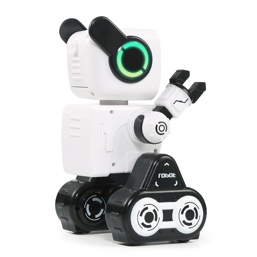 Робот JJRC R4 Cady Wile с управлением жестами, игрушки, Управление денежными средствами, волшебный звук, интерактивный робот с дистанционным управлением VS R2 R3