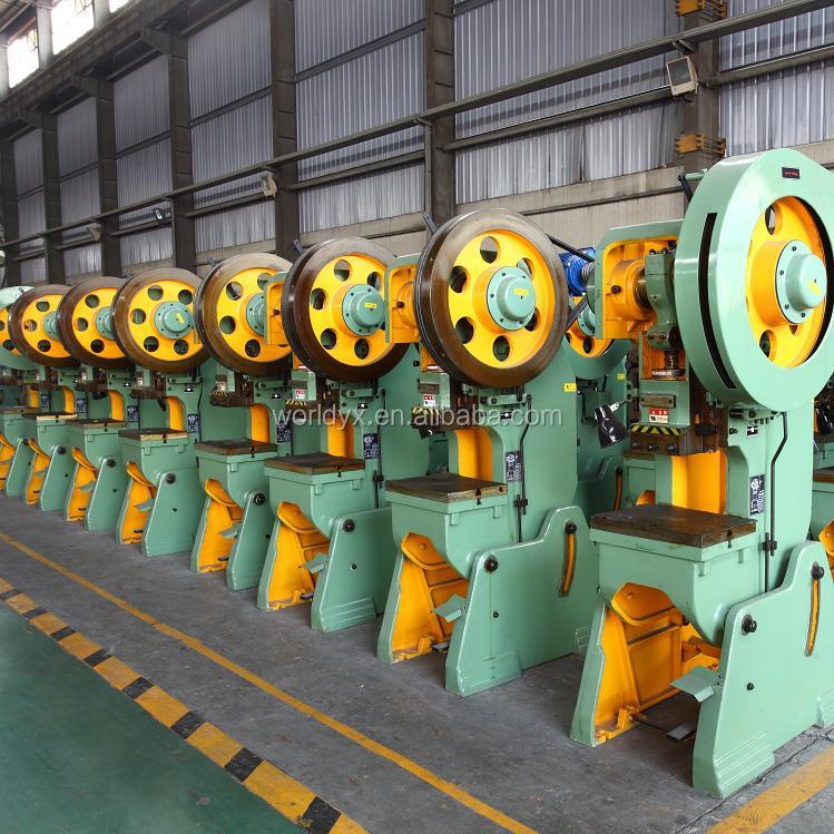 J23 10ton c type eccentric power press