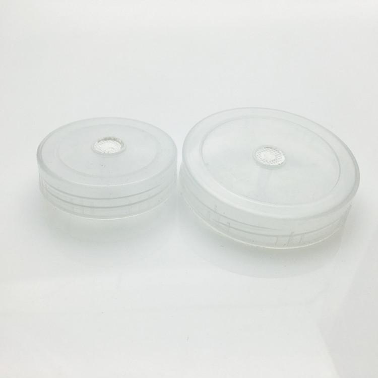 Пластиковая крышка ПЭТ материал для культивирования стеклянная бутылка оптом