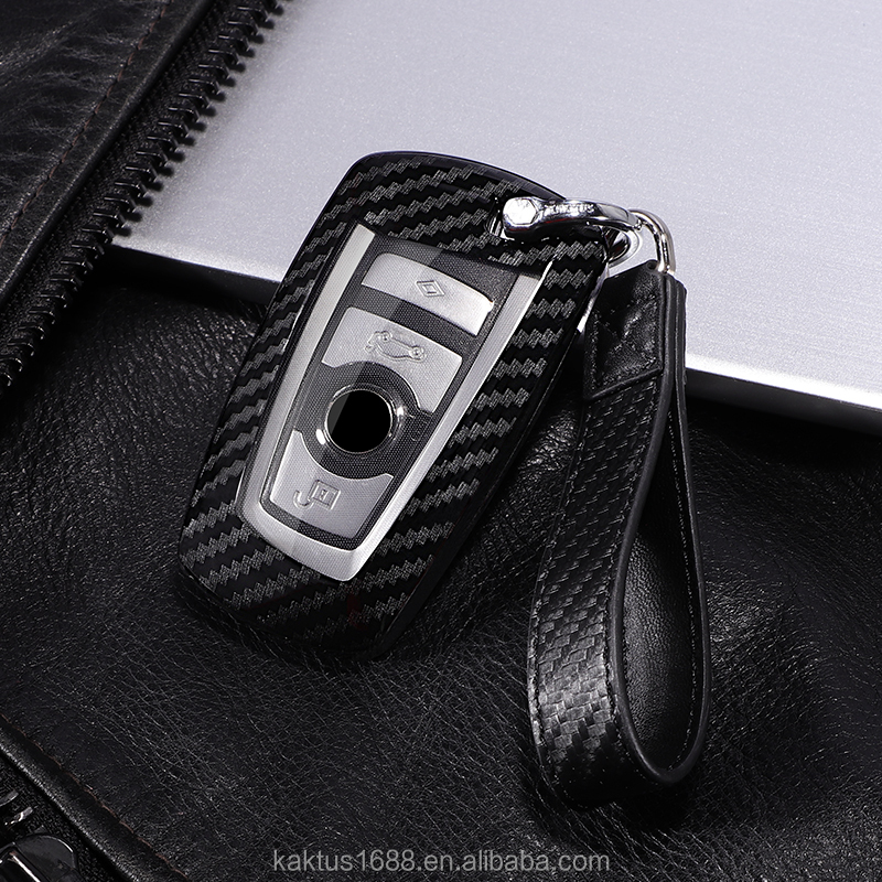 Чехол для автомобильного ключа BMW 5/3 серии M2M3M4M6 корпус для автомобильного ключа из углеродного волокна