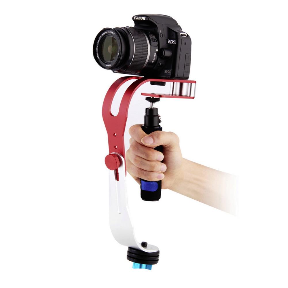 Цифровая Компактная Камера Держатель Движения Steadicam Steadycam Ручной Видео Стабилизатор Для Canon Nikon Sony Gopro Hero Телефон DSLR DV
