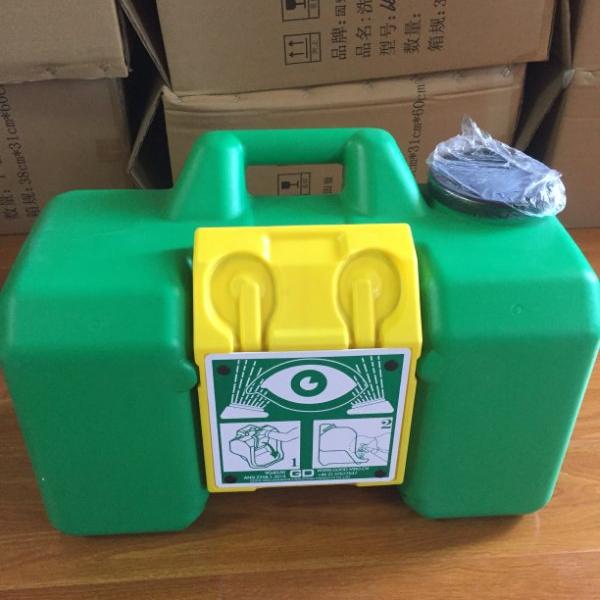 Emergency Portable Eyewash Station Gravity-Flow