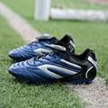 Size 32 45 New Children men Soccer Shoes botas de futbol Indoor Soccer Cleats Football shoes
