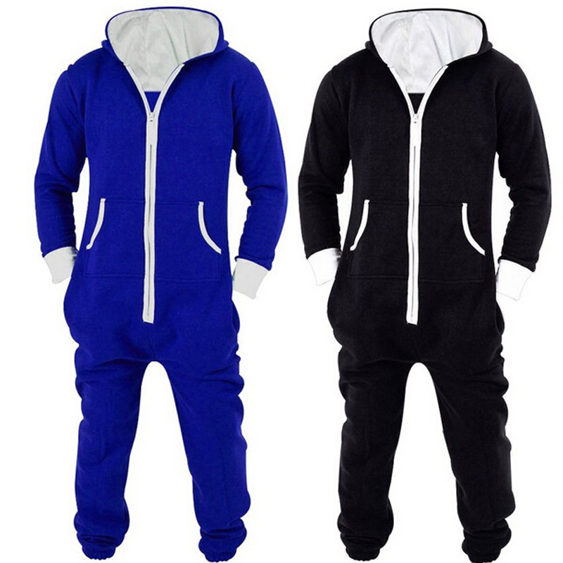Adult Size One Piece Pajamas 113