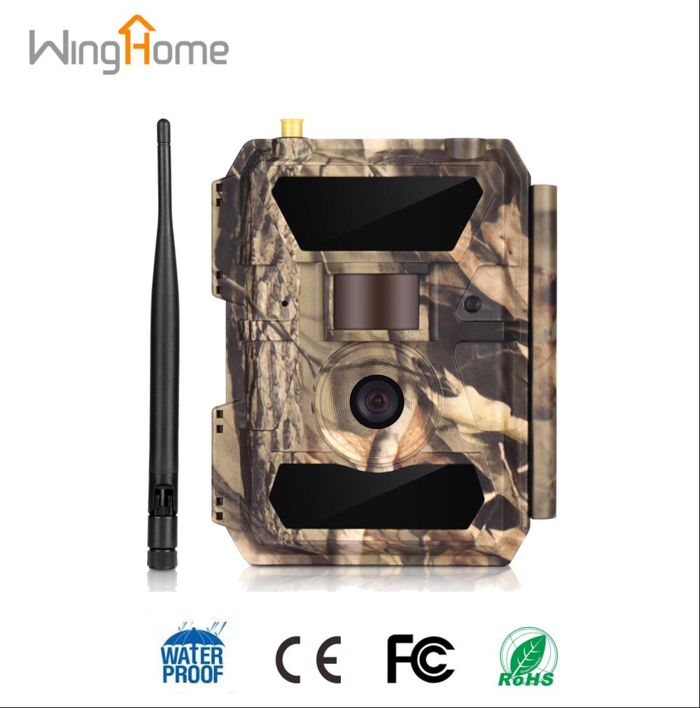 3G APP Control Night Vision Wildlife Hunting wildkamera