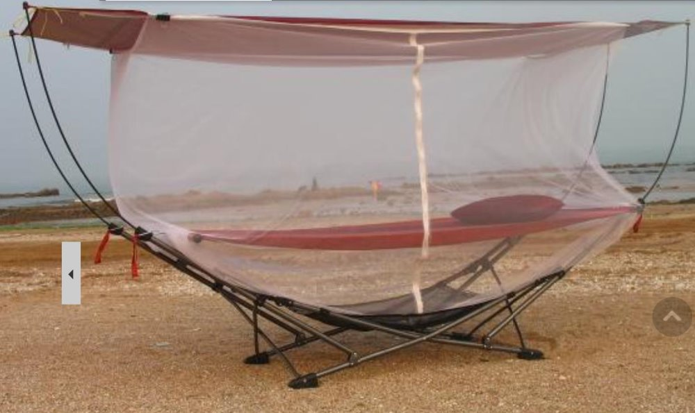 outdoor furniture outdoor shade mosquito folding bed ...