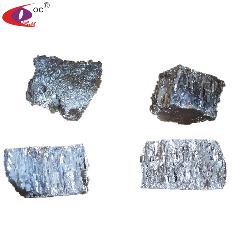 Good quality factory directly 1kg bismuth ingot price