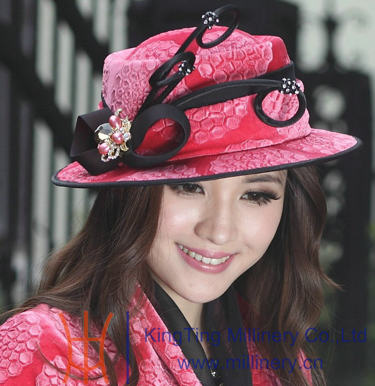 Aliexpress.com : Buy Free Shipping Fashion Women Hat ...
