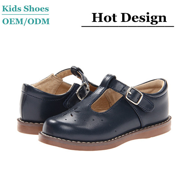 Toddler Girl Uniform Shoes