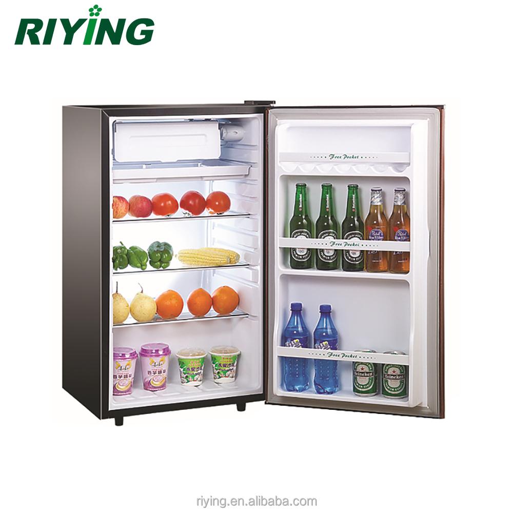 9 Liter Single Door Compact Refrigerator Fridge Mini Bar Hotel ...