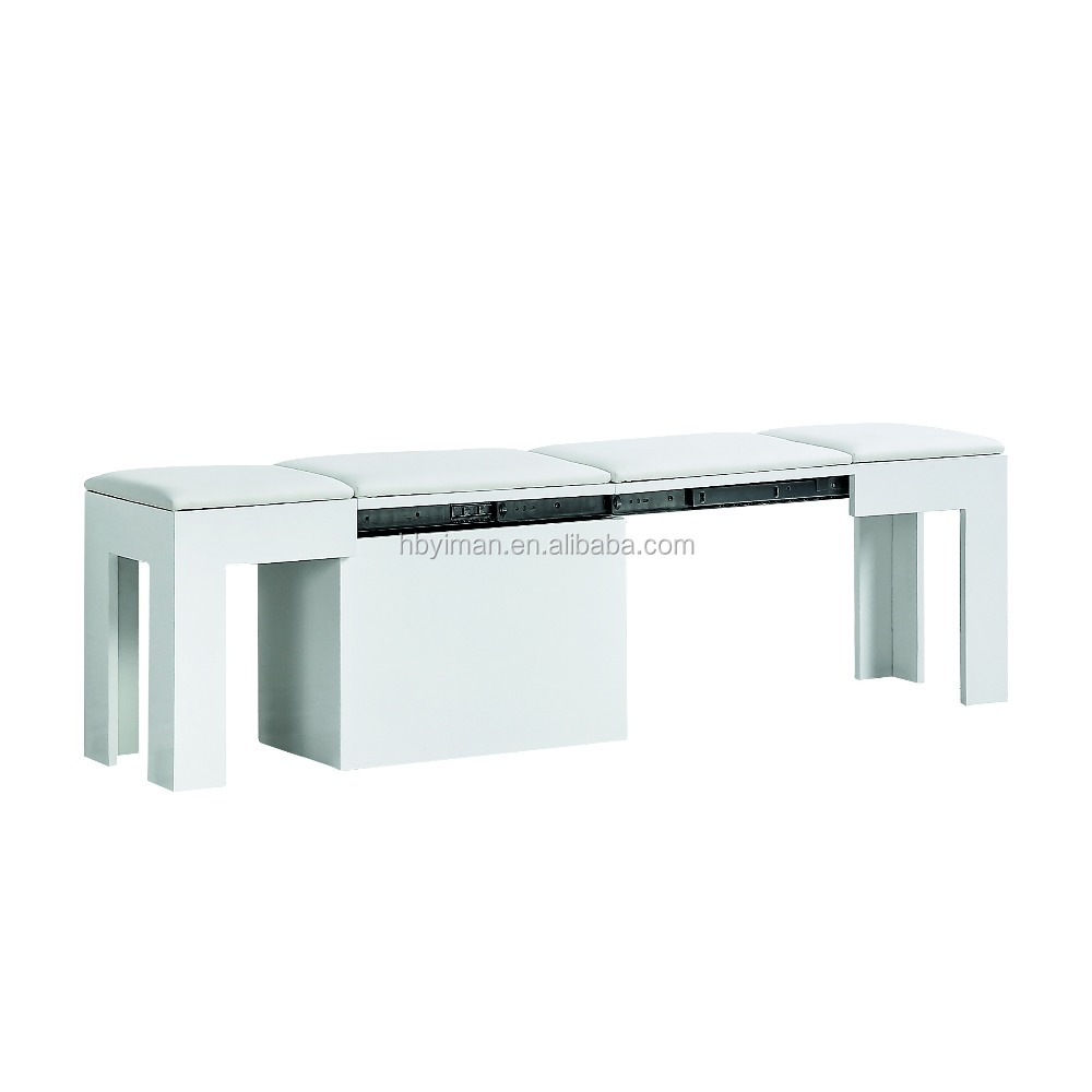 Telescopic chair Extension Bench home furniture
