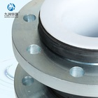 Size Pipe Ptfe Rubber Joint HuaYuan ANSI 1 Ball Flange PTFE Flexible Rubber Joint Expansion Joint Big Size For Pipe