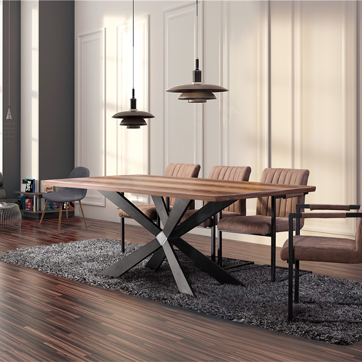 Cheap Modern Wood Dining Table And Chair Set Buy Dining Table And Chair Modern Dining Table And Chair Modern Wood Dining Table And Chair Product On Alibaba Com