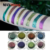 Cosmetic grade chameleon pearls pigment for loose eyeshadow, duochrome eyeshadow pigment