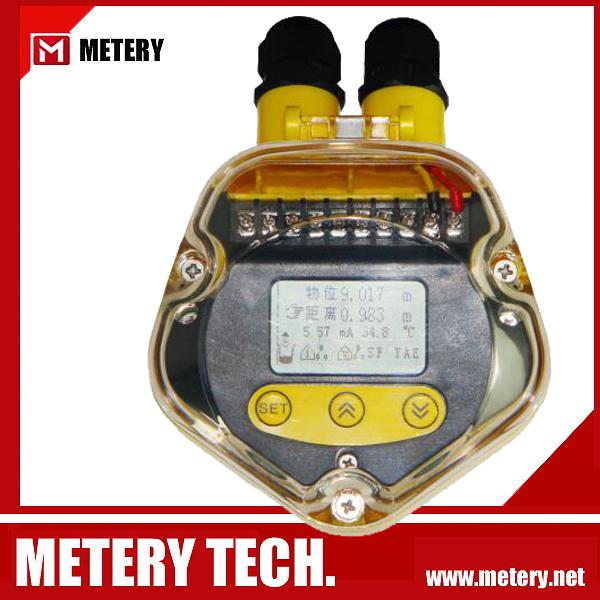 GPRS TCP/IP Digital Relay Output Ultrasonic Level Sensor