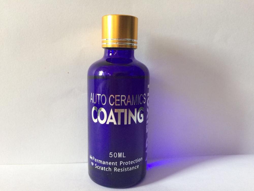9h ceramic coating Wholesale mr fix 9h 50ml ceramic coating high quality anti-scratch car hydrophobic Nano bond MR.FIX 9H