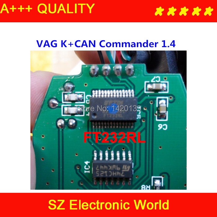 buy vag k can commander 1 4 k can diagnostic interface. Black Bedroom Furniture Sets. Home Design Ideas