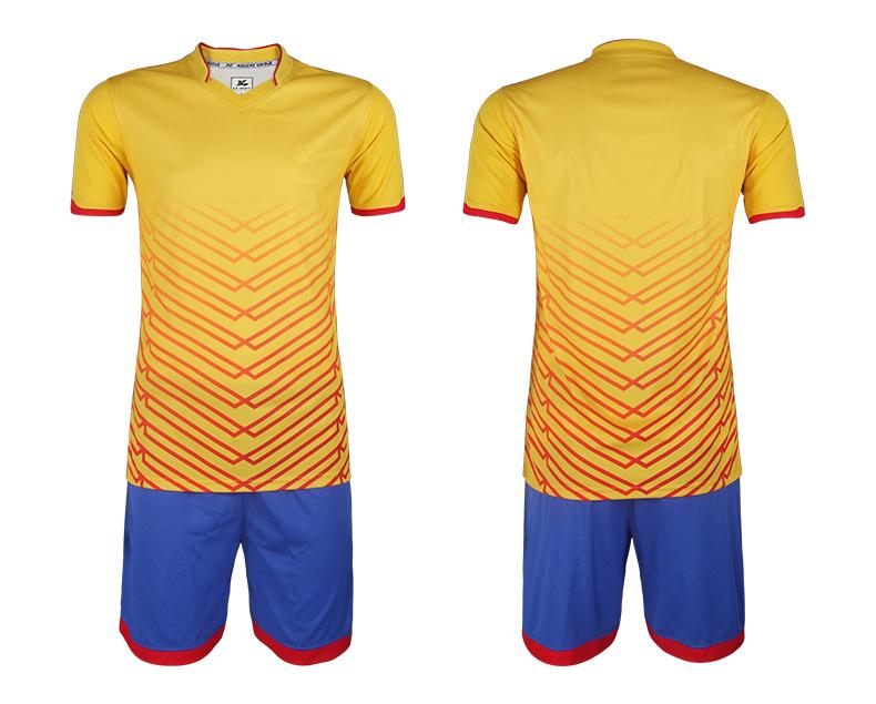 Complete Soccer Uniform 28