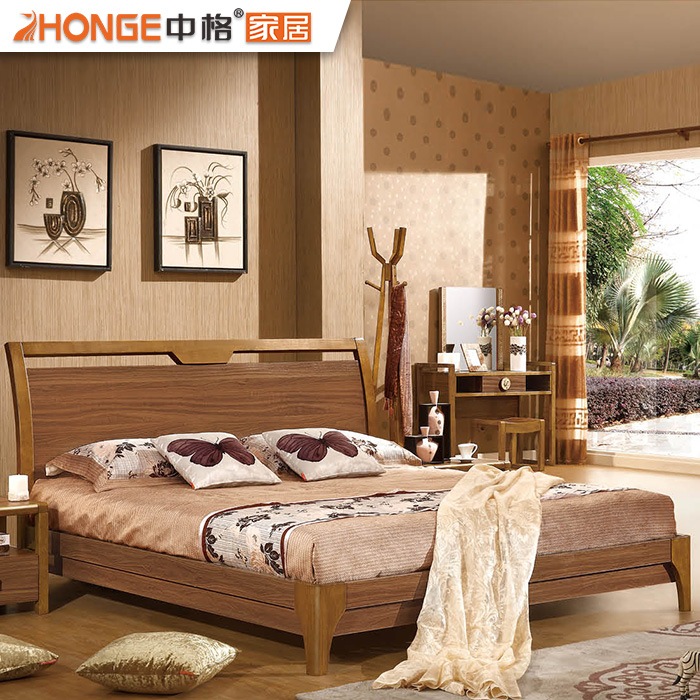 Simple Antique Style Bedroom Furniture Simple Wooden Double Beds Buy Bedroom Furniture Simple Double Bed Antique Style Wooden Bed Wooden Beds Carved Product On Alibaba Com