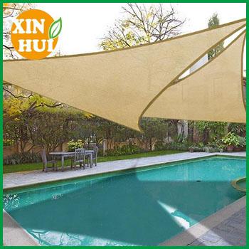 Sun Shade Carport Manufacturer Produce Gardenline Shade Sail Nets poly Waterproof