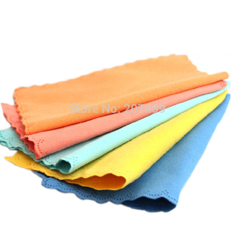 Microfiber Screen Cleaning Cloth Promotional: Aliexpress.com : Buy Lace Suede Smooth Microfiber Eyeglass
