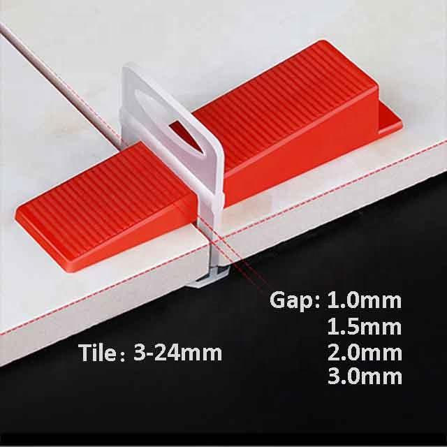 Безопасность Высокое качество плитка система сравнения бесплатный образец плитки выравнивание зажимы
