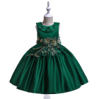 Hot Selling Baby Frock Design Kids Clothing Company Ball Gown Frocks For Girls L5085
