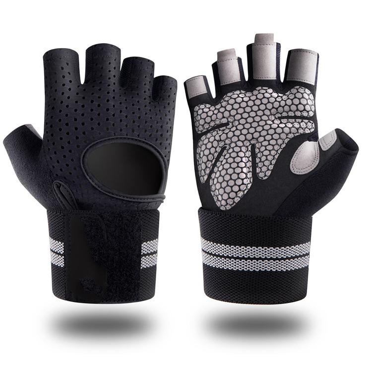 Высокое качество и дешевая цена, с открытыми пальцами OEM/ODM тренировки для женщин тренажерный зал перчатки