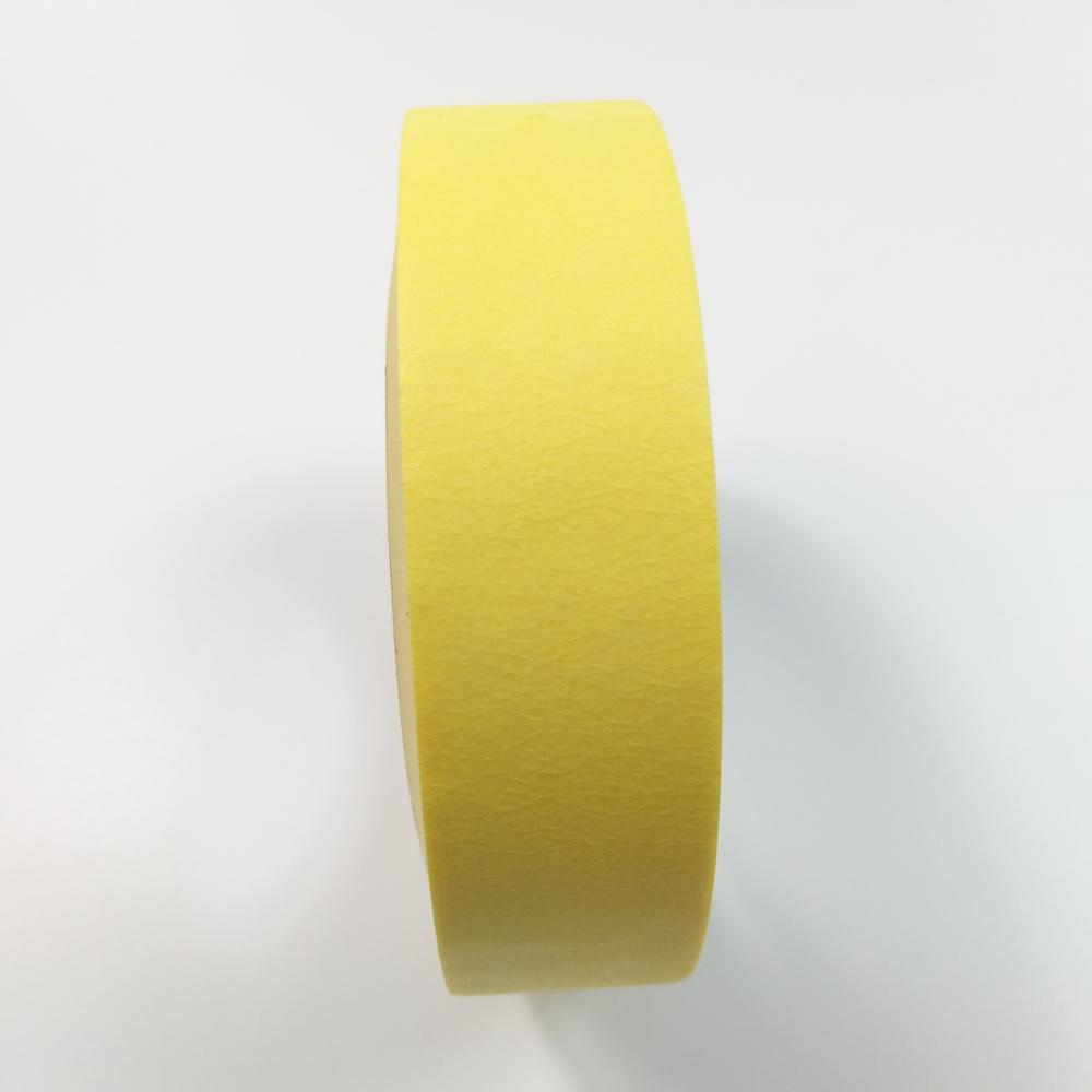 Crepe paper car painting automotive covering masking tape